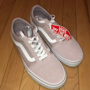 Vans Ward Womens Skate Shoes Lace-up !NWT!